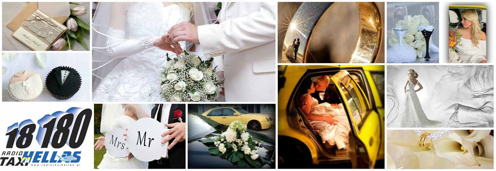 radiotaxi and wedding